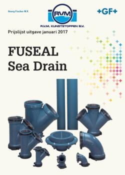 Fuseal sea drain (ppfr) prijslijst