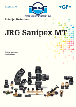 Georg Fischer JRG Sanipex