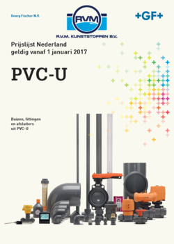 Prijslijst PVC-U Georg Fischer RVM Kunststoffen