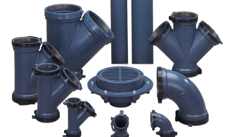 Fuseal Sea Drain (PPFR) - RVM Kunststoffen